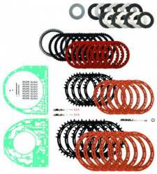 Transmission - Transmission Kits & Lines - PPE - PPE Stage 4 Transmission Upgrede Kit (No Converter)