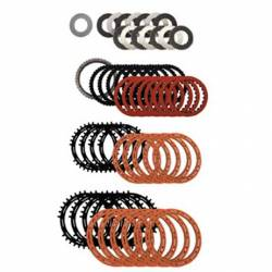 Transmission - Transmission Kits & Lines - PPE - PPE Stage 4 Transmission Clutch & Steel Kit