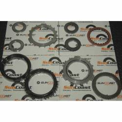 Transmission - Transmission Kits & Lines - Suncoast - SunCoast GMax-5-1 Alto Clutch  Pac Rebuild Kit