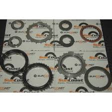 Transmission - Transmission Kits & Lines - Suncoast - SunCoast GMAX-5-3-LB7 Alto Clutch PacRebuild Kit (2001-2004)