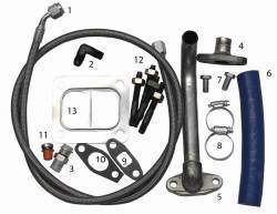 2001-2004 LB7 VIN Code 1 - Turbo - Install Kits
