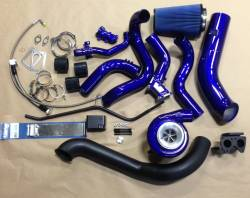 2006-2007 LBZ VIN Code D - Turbo - S400 Series Single Kit