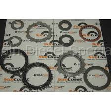Transmission - Transmission Fittings/Hardware - Suncoast - SunCoast GMAX-5-2-LLY Alto Clutch Pac Rebuild Kit