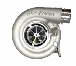 Turbo - S400 Turbos - BorgWarner - Borg Warner S467.7,  83/74 ,FMW, T-4, .90 Housing
