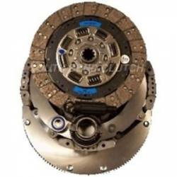 2001-2004 LB7 VIN Code 1 - Clutches - South Bend Clutch - South Bend Dyna Max Single Kevlar Clutch  Kit  (2001-2005)
