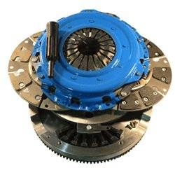 South Bend Clutch - South Bend Street Dual Disc Clutch (2001-2005)