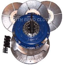 South Bend Clutch - South Bend Triple Disc Duramax Clutch (2001-2005)