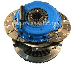 2006-2007 LBZ VIN Code D - Clutches - South Bend Clutch - South Bend Single Disc Duramax Clutch
