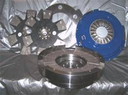2006-2007 LBZ VIN Code D - Clutches - South Bend Clutch - South Bend Double Disc Duramax Clutch