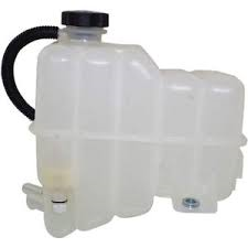 2006-2007 LBZ VIN Code D - Cooling System - GM - GM OEM Plastic Coolant Tank Reservoir Bottle (2001-2007)