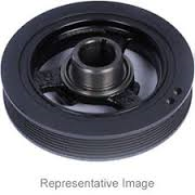 Engine - Engine Components - AC Delco - GM AC Delco Duramax Damper/Harmonic Balancer