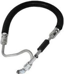 Brake System & Components - Lines, Hoses, Kits, Hydraulics - GM - GM Power Booster to Steering Box Hydraulic Pressure Hose
