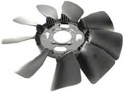 2001-2004 LB7 VIN Code 1 - Cooling System - GM - GM Cooling Fan Blade Assembly (2001-2005)