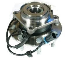 2001-2004 LB7 VIN Code 1 - Steering/Front End - GM - GM Original Equipment Replacement Front Wheel Hub and Bearing Assembly with Speed Sensor.4WD 3500 (2001-2007)