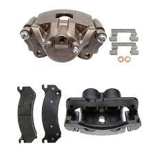 GM Duramax - 2004.5-2005 LLY VIN Code 2 - Brake System and Components