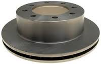Brake System & Components - Rotors, Pads, Shoes - GM - GM Duramax Rear Rotor (Single Wheel) (2001-2010)