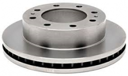 Brake System & Components - Rotors, Pads, Shoes - GM - GM Duramax Front Brake Rotor (2001-2010)