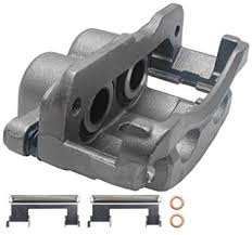 Brake System and Components - Master Cylinder & Calipers  - GM - GM Duramax Remanufactured Left Rear Brake Caliper (2001-2010)