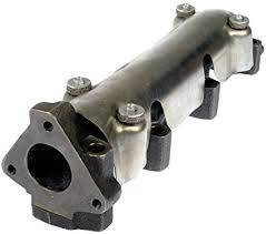 Exhaust - Exhaust Manifolds & Up Pipes - GM - GM OEM Replacement Passenger Side Exhaust Manifold (2001-2015)