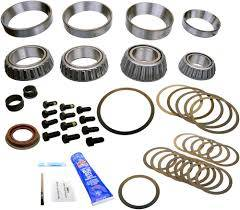"Differential & Axle Parts - 11.5"" Rear Axle - Coast Driveline/Timken 11.5 AAM  Master Differential Bearing Kit"