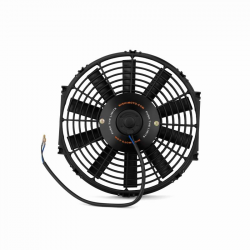 "Cooling System - Cooling Fans & Fan Parts - Mishimoto - Mishimoto Slim Electric Fan 12"" Black (Universal)"