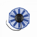 "Mishimoto - Mishimoto Slim Electric Fan 12"" Blue (Universal)"