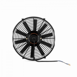 "Cooling System - Cooling Fans & Parts  - Mishimoto - Mishimoto Slim Electric Fan 14"" (Universal)"
