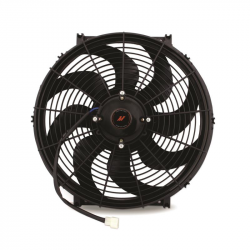 "Cooling System - Cooling Fans & Fan Parts - Mishimoto - Mishimoto Race Line  High-Flow Fan 16"" (Universal)"