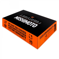 Mishimoto - Mishimoto Universal 10 Row Oil Cooler (Black) - Image 2