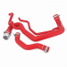 Cooling System - Hoses, Hose Kits, Pipes & Clamps - Mishimoto - Misimoto Duramax Silicone Coolant Hose Kit