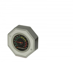 Cooling System - Radiators, Tanks, Reservoirs, Parts - Mishimoto - Mishimoto Temperature Gauge 1.3 Bar Radiator Cap Large