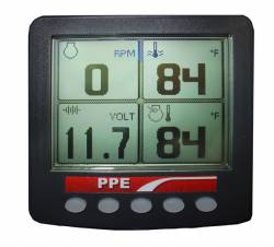 2006-2007 LBZ VIN Code D - Programmers, Tuners, Chips - PPE - PPE J-Bus Engine Monitor Display