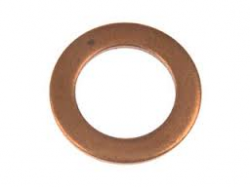 Engine - Gaskets & Seals - GM - GM Duramax Air Intake Heater Copper Gasket