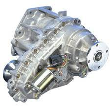 2006-2007 LBZ VIN Code D - Transfer Case and Parts - 261HD-261XHD