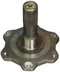 "Differential & Axle Parts - 9.25"" Front Axle - GM - GM Front Axle Output Shaft (Drivers Side) 2001-2008"