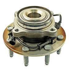 2004.5-2005 LLY VIN Code 2 - Steering/Front End - GM - GM OEM Front Wheel Hub & Bearing Assembly (2001-2007) 2500HD