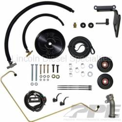 Fuel System - Aftermarket - Performance CP3 Pumps - PPE - PPE Dual Fueler Kit (No Pump) (LBZ/LMM) 2006-20010