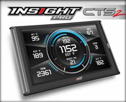 2001-2004 LB7 VIN Code 1 - Programmers, Tuners, Chips - Edge Products - Edge Insight Pro CTS2 (Custom Tuning Enabled)