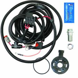 Engine - Sensors & Electrical - BD Diesel Performance - BD Power Flow-MaX Fuel Heater Kit (12v 320w) 2001-2010