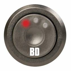 BD Diesel Performance - BD Power Throttle Sensitivity Booster Push Button Switch Kit