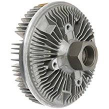 2006-2007 LBZ VIN Code D - Cooling System - GM - GM Cooling Fan Clutch Assembly (2006-2010)