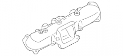 Engine - Engine Components - GM - GM Engine Valve Cover (Upper)