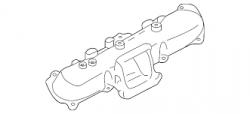 Engine - Engine Components - GM - GM Engine Valve Cover (Upper)