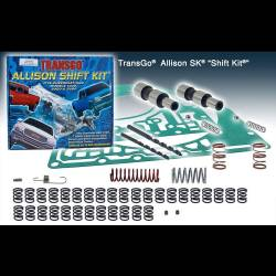 Transmission - Shift Kit - Suncoast - SunCoast Transgo Allison Shift Kit (2001-2005)