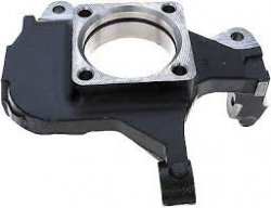 2001-2004 LB7 VIN Code 1 - Steering/Front End - GM - GM OEM Steering Knuckle /Bracket (Passenger Side) 2001-2010
