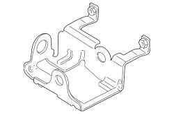Brake System and Components - Hardware/Brackets/Miscellaneous - GM - GM Brake Module Support Bracket  (2001-2007)