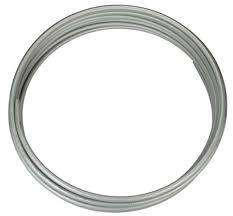 "Brake System & Components - Lines, Hoses, Kits, Hydraulics - GM - GM OEM Steel Brake/ Fuel Feed/ Return Bulk Tubing Coil (1/4"") 2001-2007"