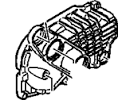 """Differential & Axle Parts - 9.25"""" Front Axle - GM - GM Differential Carrier Axle Housing (2001-2010)"""