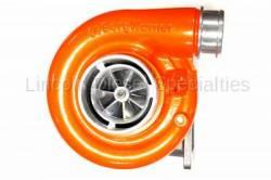 BorgWarner - BorgWarner S466 Billet Wheel, 87/80 , T-4, .90 Housing - Image 3