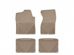 Interiors - Interiors Accessories/Necessities - WeatherTech - WeatherTech Duramax Front And Rear All Weather Floor Mats (Tan) 2001-2007